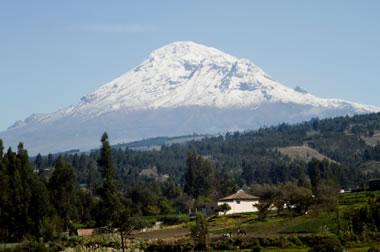 Chimborazo - Highest Mountain Above Earth's Center