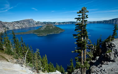 Deepest Lake In The World Deepest Lake In The United States - Crater lake on us map
