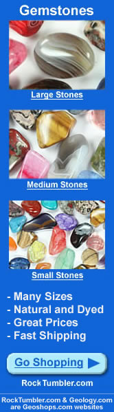 Tumbled stones