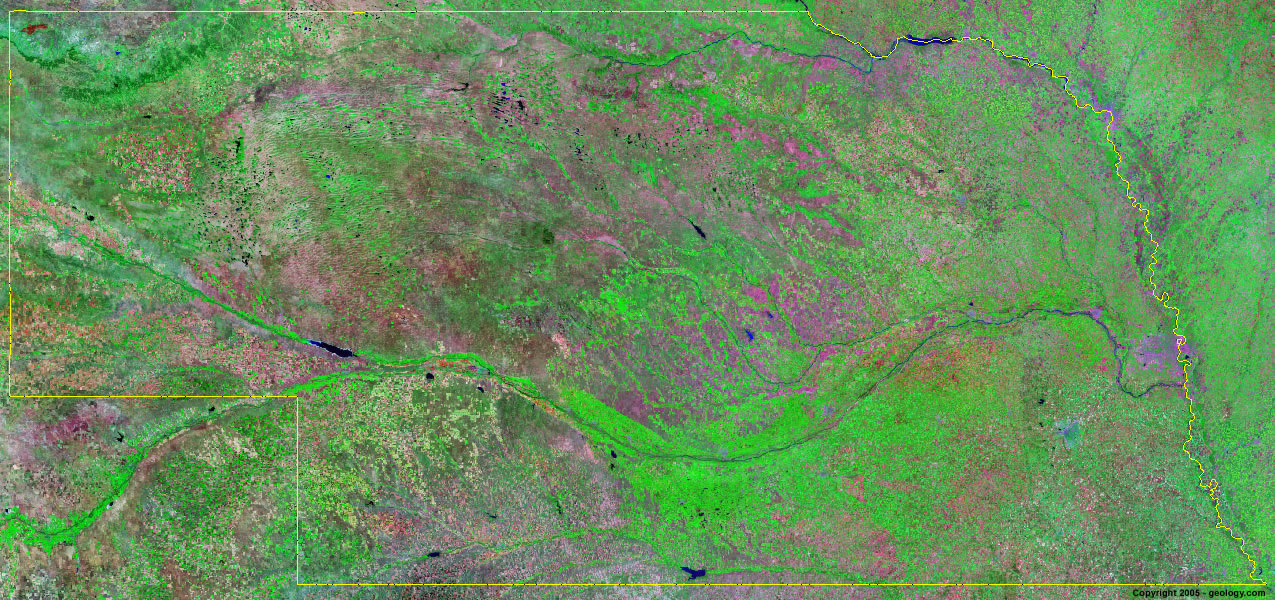 map of texas cities and rivers with Nebraska Satellite Image on Mali Satellite Image additionally Botswana additionally Indiana Satellite Image likewise Fall Line Road also Usa Map Time Zone.