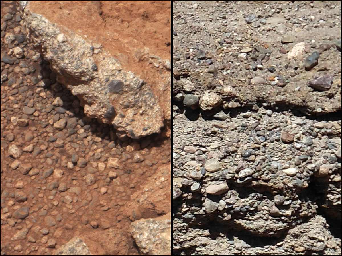 rocks on earth from mars - photo #2