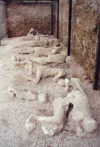 victims of Vesuvius