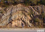 anticline