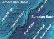Arctic Ocean Seafloor