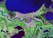 city satellite images