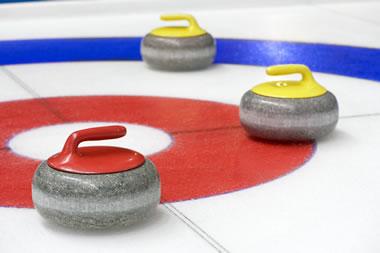 granite curling stones