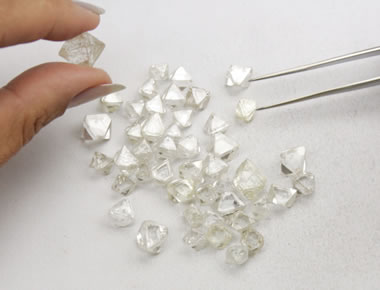 octahedral diamonds
