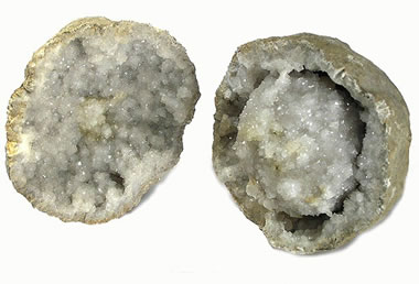 Geodes: The rocks with a crystal surprise inside!