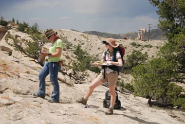 What to expect at geology field camp sciox Image collections