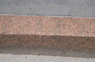 Uses of Granite: Countertops, Tile, Curbing, Dimension Stone