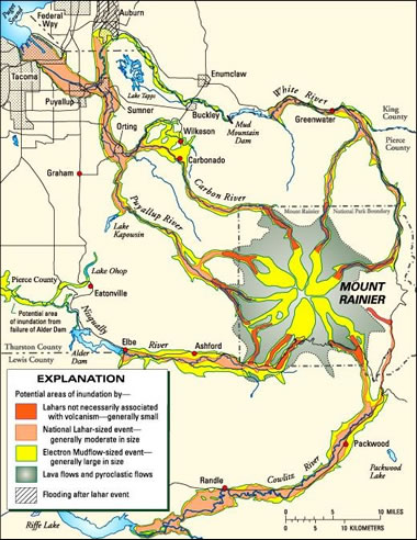 volcanic hazards map