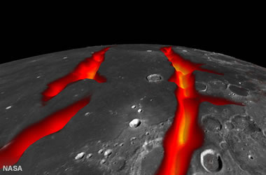 lunar rifts