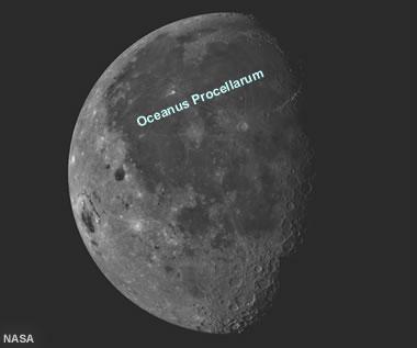 Oceanus Procellarum