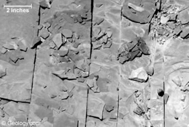 shale fractures