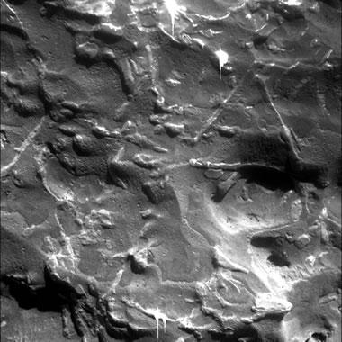 Mars meteorite: Block Island Widmanstatten