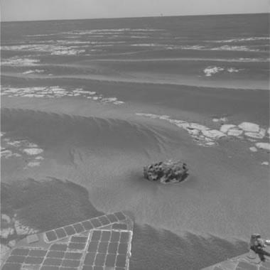 Mars meteorite: Shelter Island