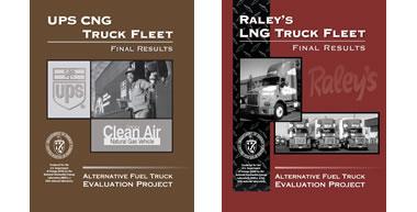 Natural Gas Fleet Studies