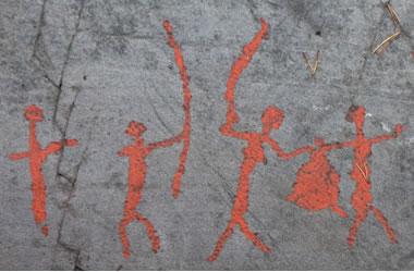 Norway petroglyphs