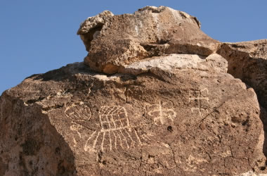 Native American petroglyph Native American Petroglyphs Printable