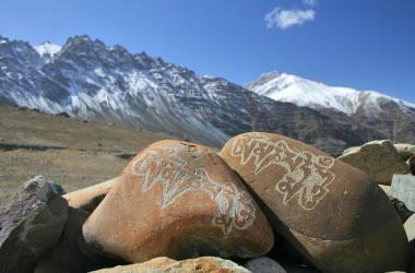 India petroglyphs