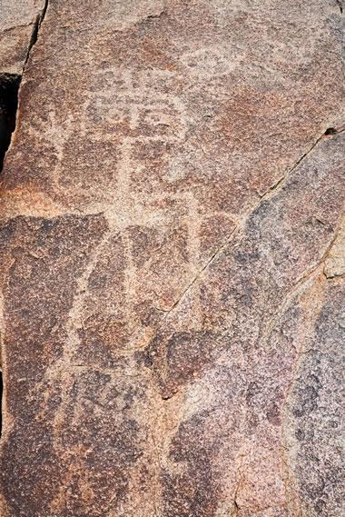 Chile petroglyphs