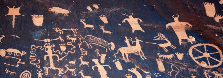Petroglyphs Pictographs And Rock Art