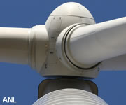 Rare earth magnets in wind turbines
