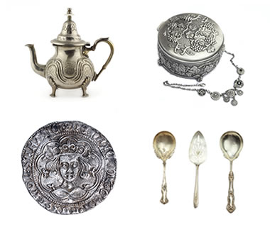 8546bc1c1 Uses of silver: Historically, silver has been used in coins, silverware,  and jewelry, but today, these uses account for less than half of all silver  ...