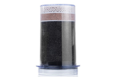 Silver in water filters