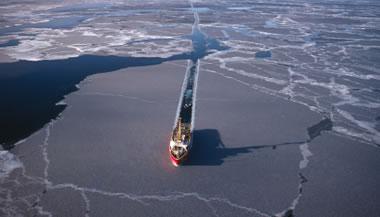 Arctic Seafloor Seismic Data