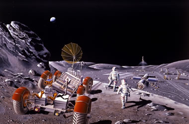 Who owns the moon mars asteroids for Who owns outer space