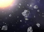 Diamonds In Space