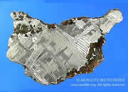 Meteorite Types