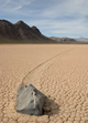 sliding rocks of racetrack playa