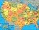 Unites States Reference Maps