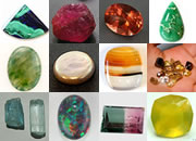United States gemstones
