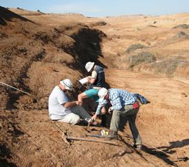 geology field research