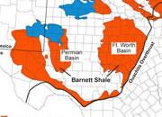 Barnett Shale Gas