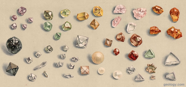 colored diamond collection of Gardner F. Williams