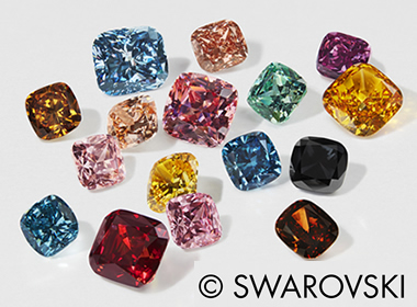 Swarovski Created Diamonds