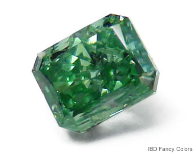 Green Diamonds: A very rare and very valuable diamond color