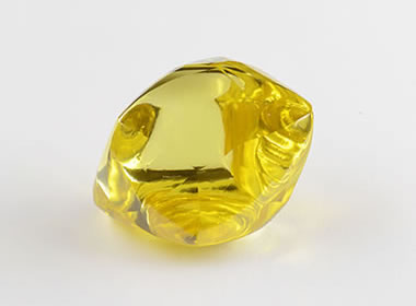 ALROSA Yellow Diamond