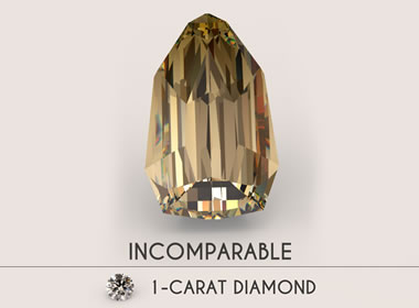 The Incomparable Diamond