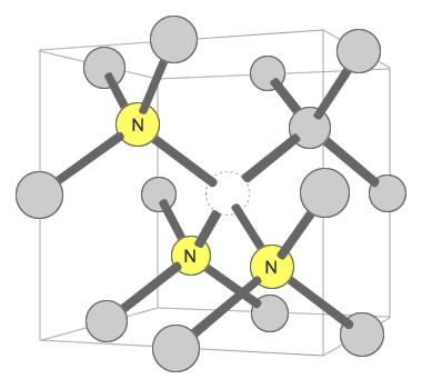 Three Nitrogens and a Vacancy Defect in Diamond