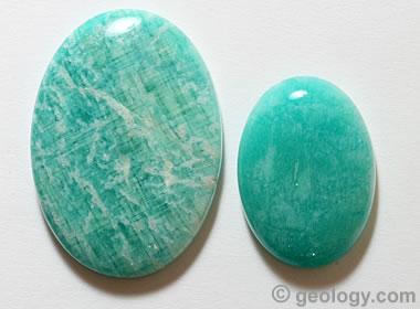 amazonite gemstones jewelry tumbled stones
