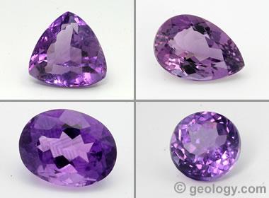 Types Of Purple Jewelry Stones