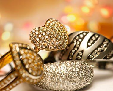 Argyle diamond jewelry