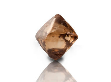 Brown Diamond Crystal