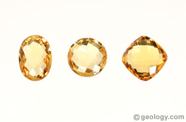 Synthetic Citrine