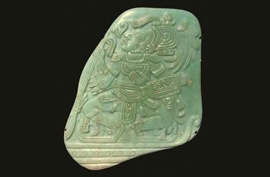 Mayan jadeite